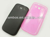 Mix Color Hard Plastic Back Cover Cases for Samsung Galaxy S3 i9300