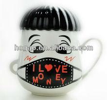 ceramic cool boy mug for mother's day