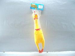 funny shrilling chicken toy