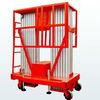 hydraulic aluminum alloy hydraulic telescopic ladder