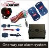 2013 New Design One Way Car Alarm Security System car alarm remote cover