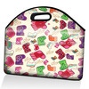 Cute Neoprene laptop carrying case , neoprene sleeve for notebook (factory)