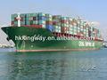 Envío libre de la carga ( Dalian a rusia ) por CMA CGM