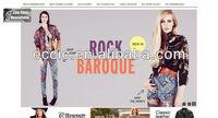 Best online shopping website template,best wholesale website design