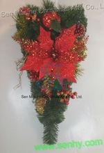 PVC wall mounted Christmas tree