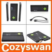Cozyswan 2012 mini TV box cortex A9 MK809 with dual core