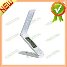 Folding Led Touch Light Rechargeable Table Lamp