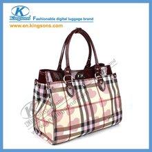 14 inch lady leather handbag