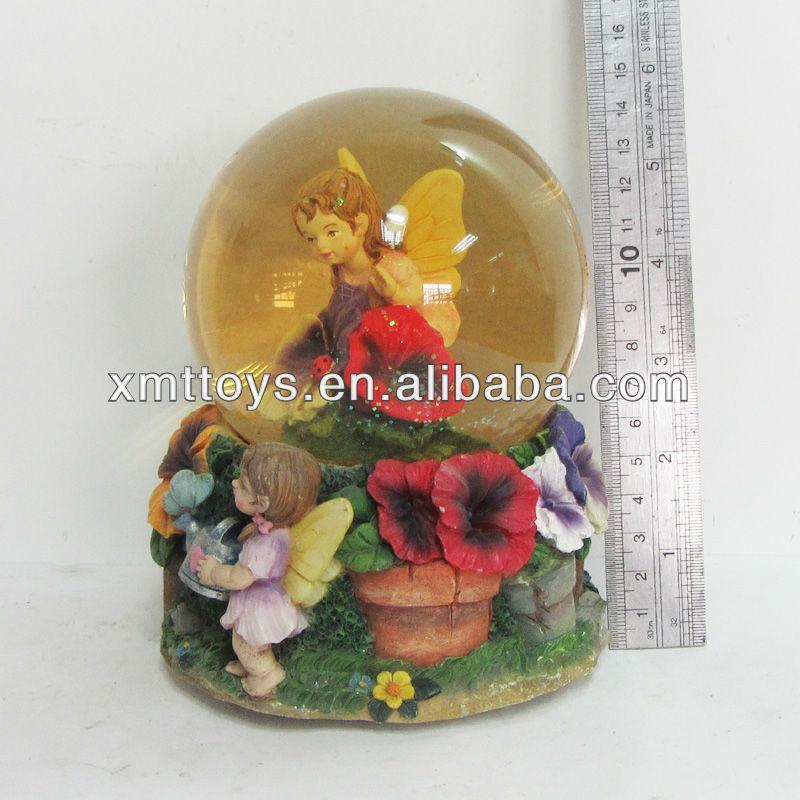custom snow globe decoration made in china