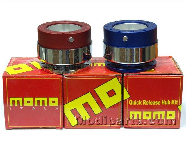 Momo Quick Release Steering Wheel Quick Release Steering Hub