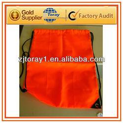 nylon and polyester drawstring bag ISO 9001:2008