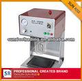 2012 hot vendita dentale attrezzature miscelatore di vuoto con una coppa di miscelazione per il laboratorio gesso/investimenti/siliconi