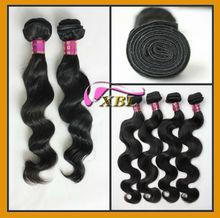 2013 XBL new arrival!!! wet and wavy brazilian hair virgin brazilian wavy hair for sale