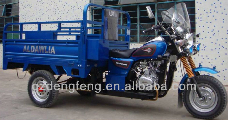 150cc Cargo Tricycle KV150ZH-A4 Three wheel motorcyle