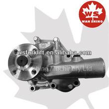 Water pump MITSUBISHI S4S engine forklift parts