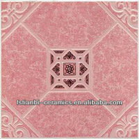 Best ceramic floor tile pink
