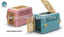 843 plastic light luxury cat / dog cage