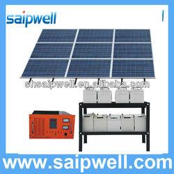20W 80W 300W 500W Solar Power Generator