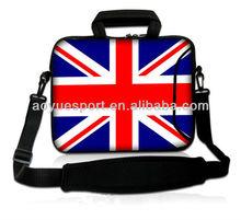 Fashion bag , laptop bag , neoprene laptop bag , neoprene computer case with shoulder strap (factory)