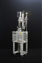 FJ1003-10L Jacketed Glass Reactor-SENCO-Complet Flange Joint PTFE Seal