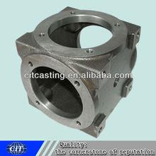 cast iron gearbox casing