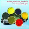 Acrylic Car Refinish Paint Color Toners