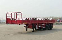 BPW AXLE SIDE WALL cargo trailer