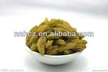 Sun Dried Yellow Industrial Raisin,dried fruit