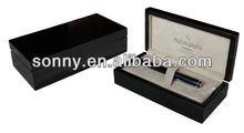 Deluxe single pen rigid pen box