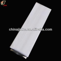 Plastic bag for high temperature materials