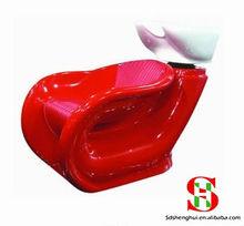 Modern shampoo chair for beauty salon D05