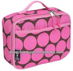 Big Dots Pink Lunch Box