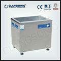 industrial limpiador ultrasónico de limpieza de la máquina