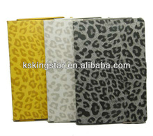 for ipad mini protective cover with leopard pattern