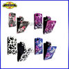 For Sony Xperia J Leather Case Cover, Beautiful Flower Butterfly Design Leather Flip Case for Sony Xperia J ST26i