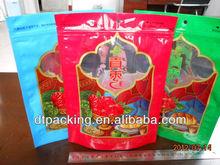 Candy packing Aluminium foil zip lock bag