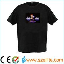 fashionable brand new animated el ladies t-shirts