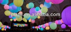 inflatable hanging light balloon