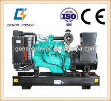 Water Cooled Engine 4BT3.9-G2 Diesel Power Genset 30 kva