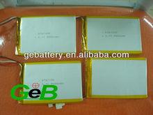 GEB6767100 5000mAH Battery Tablet PC 3.7V Li-ion Polymer Battery 5000mAh