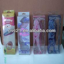 High quality Clear PVC packaging box