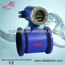 Anjun AMF Flow meter/flow meter water/flowmeter water/sewage flow meter with CE Approved