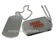 32gb novelty dog tag usb promotional gift (free logo)
