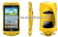 4 inch Car mobile phone F1 support TV wifi Camera FM bluetooth