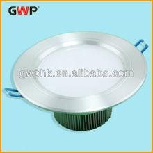 3W/5W/10W Low Radiated Heat LED Downlight