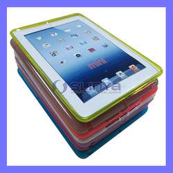 Semi Transparent TPU Case For iPad Mini Clear Cover