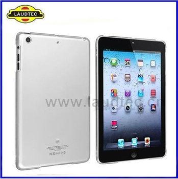 For iPad Mini Crystal Case,Clear Hard Case Cover For Apple iPad Mini Case,Laudtec