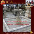 Fontaine en pierre antique, antique sculpture statue,, marbre sculpture sculpture antique iwf0138