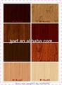 grano de madera ppgi material de construcción en bobinas