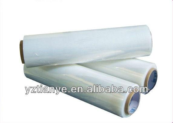 Plastic flexible micron PVC sheet rolls